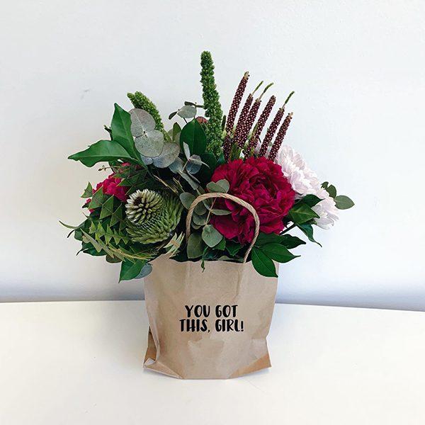 Gold-Coast-Florist-Bloom-bag-You got this bag